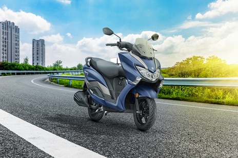 Suzuki Burgman Street Insurance Quotes
