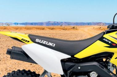Suzuki DR-Z50 Seat