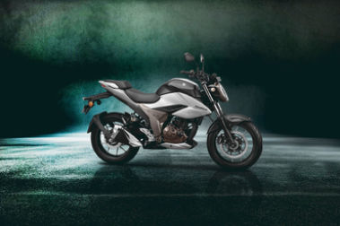 Suzuki Gixxer 250 Right Side View