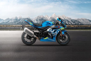 Suzuki GSX R1000R Right Side View