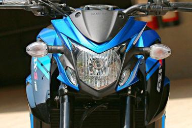 Suzuki GSX S750 Head Light