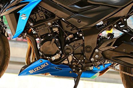 Suzuki GSX S750 Engine