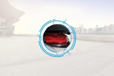 Suzuki Intruder Tail Light