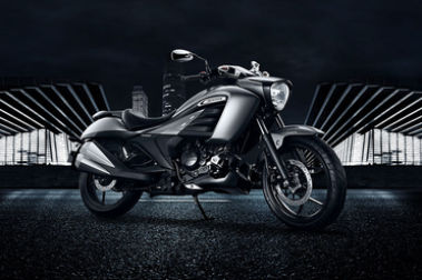 Suzuki Intruder Front Right View