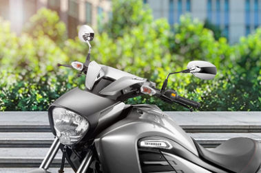Suzuki Intruder Head Light
