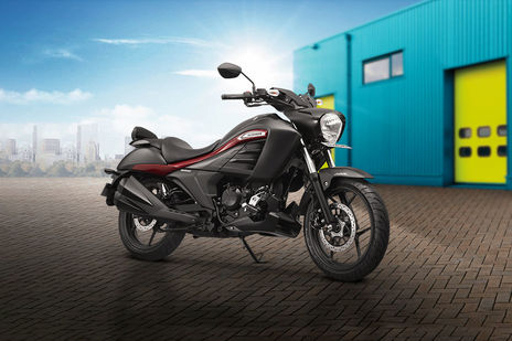 Suzuki Intruder Fi SP