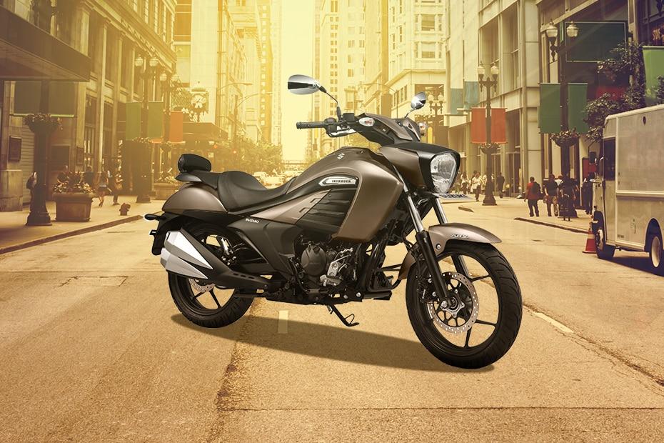 Suzuki Intruder Specifications, Features, Mileage, Weight, Tyre Size