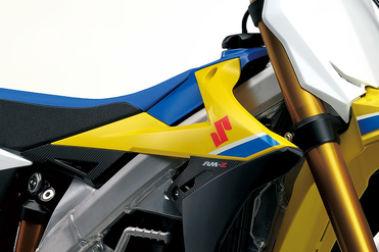 Suzuki RM Z450 Fuel Tank