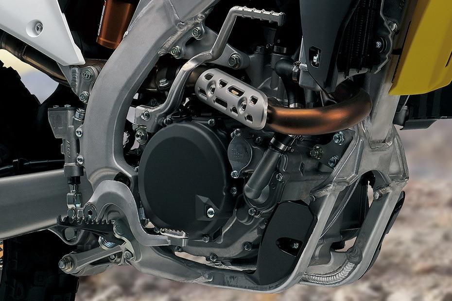 Suzuki RM Z450 Engine