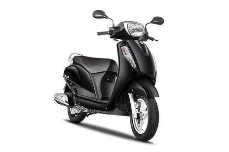 Suzuki Access 125 Black