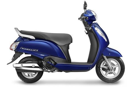 suzuki access 125 price emi specs images mileage and colours. Black Bedroom Furniture Sets. Home Design Ideas