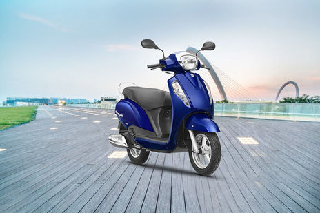 Suzuki Access 125 Drum