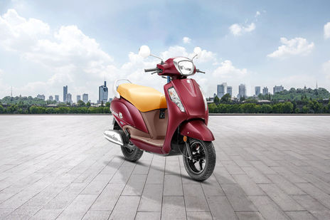 Suzuki Access 125 Special Edition Disc CBS