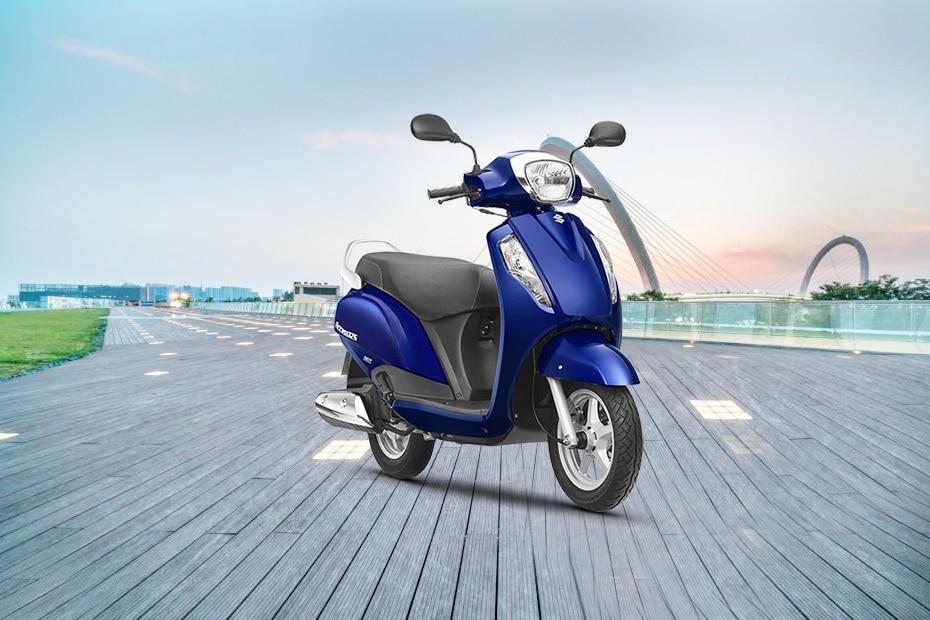 Suzuki Access 125 Disc CBS