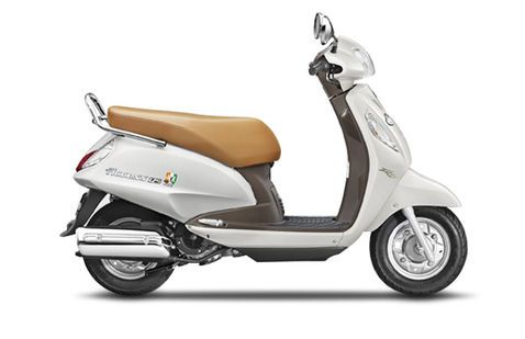 Used Suzuki Access Scooters in Jalandhar