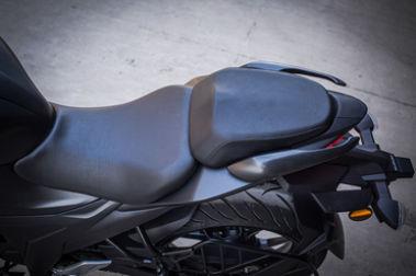 Suzuki Gixxer SF 250 Seat
