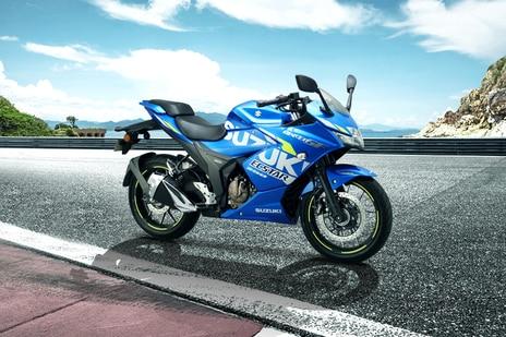 Suzuki Gixxer SF 250 Moto GP BS6