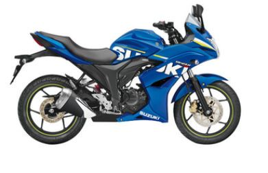 Suzuki Gixxer SF Moto GP Rear Disc