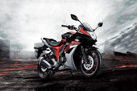 Used Suzuki Gixxer SF (2015-2018) Bikes in Mumbai