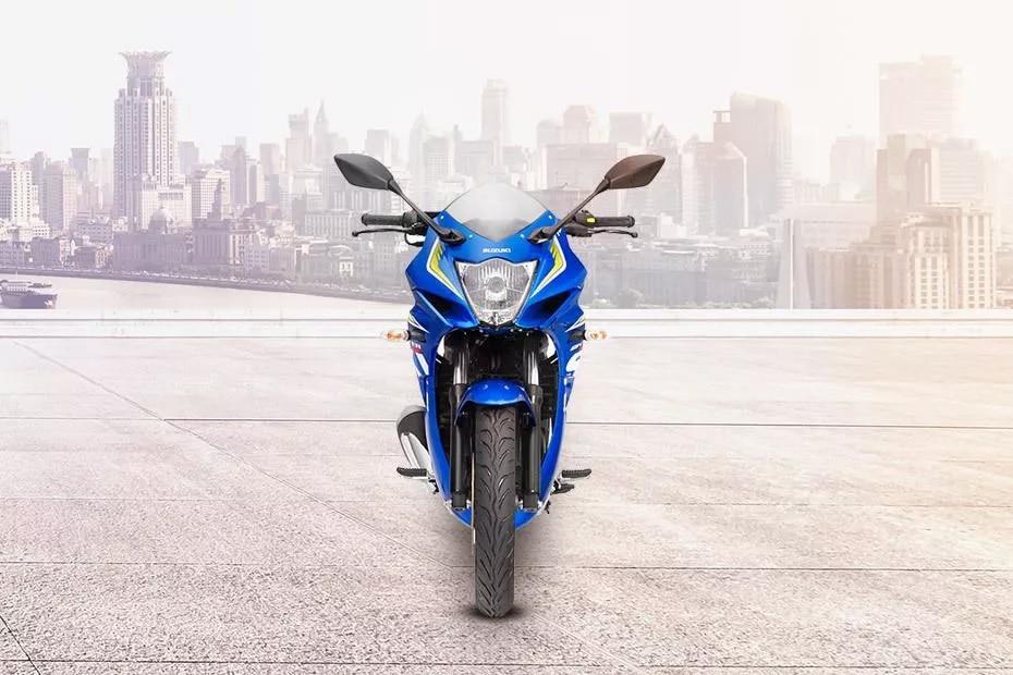 Suzuki Gixxer SF Front Right View