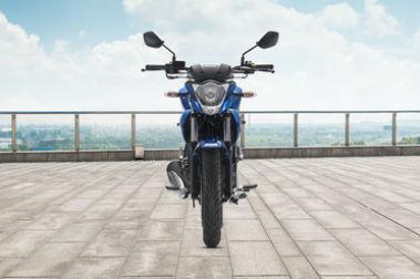 Suzuki Gixxer (2014-2018) Front View