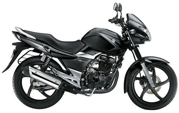Suzuki New Bike Cc