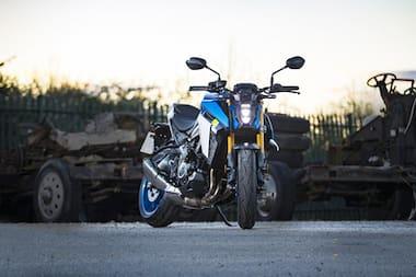 Suzuki GSX-S1000 Front Right View