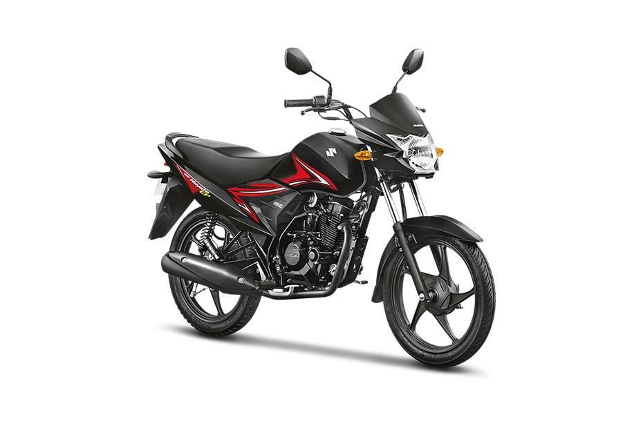 Suzuki Hayate Loan Black