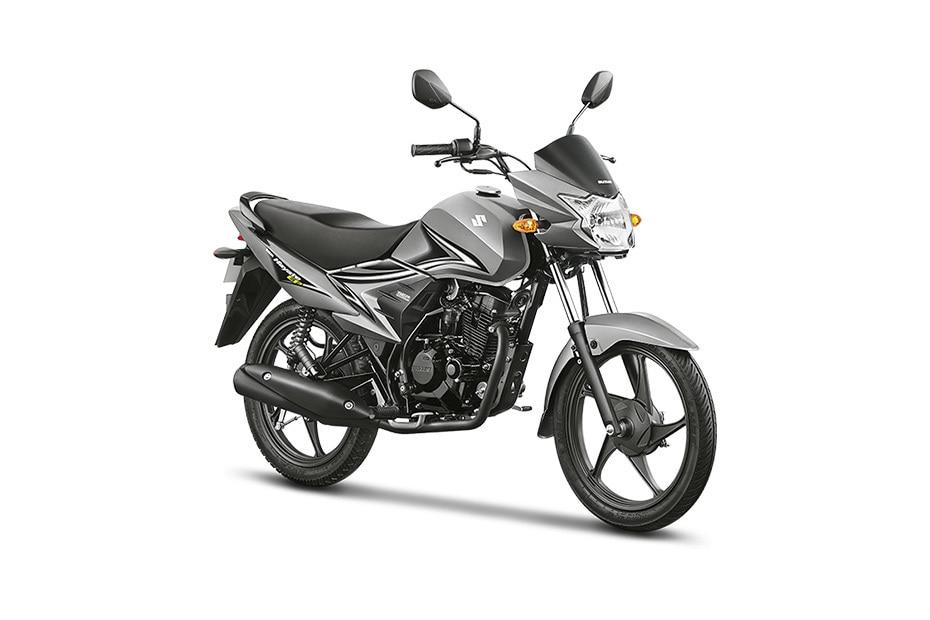 Suzuki Hayate grey