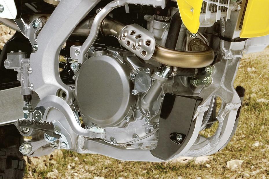 Suzuki RM Z250 Engine