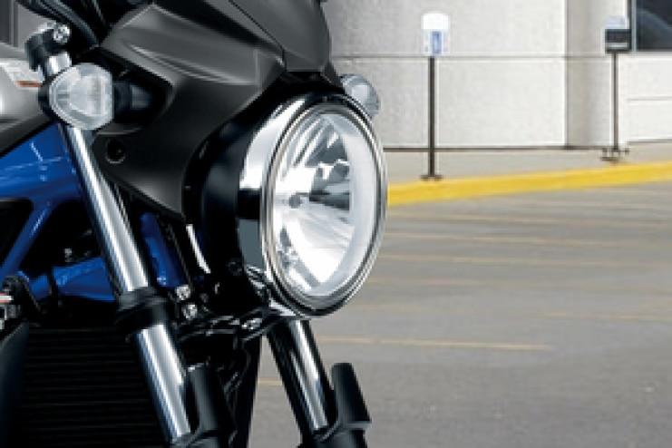 Suzuki SV650 Head Light