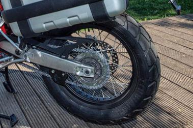 SWM Superdual T Rear Tyre View