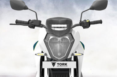 Tork T6X Head Light