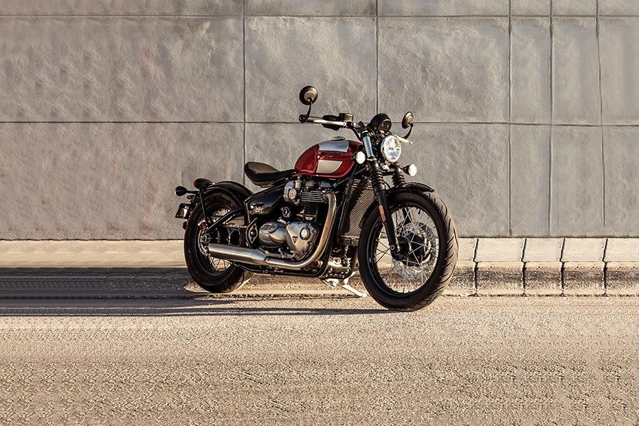 Triumph Bonneville Bobber Price Mileage Images Colours Specs