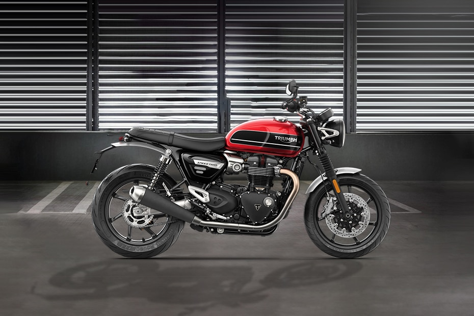 Triumph Speed Twin Right Side View