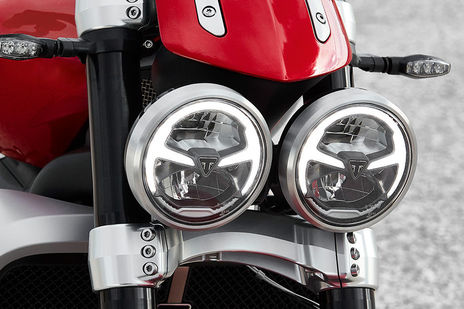 Triumph Rocket 3 R Head Light