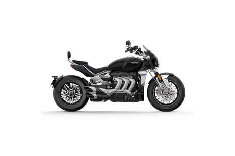 Triumph Rocket 3 Phantom Black