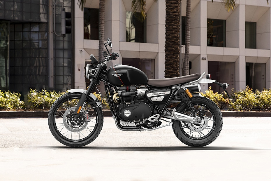 Triumph Scrambler 1200 Price Mileage Images Colours Reviews