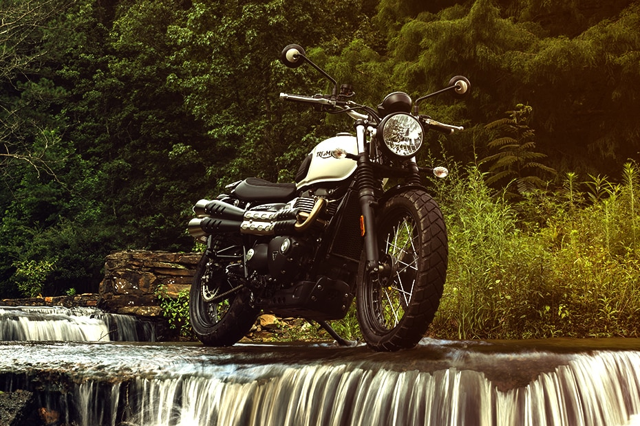 Triumph Street Scrambler Specifications Features Weight Tyre Size