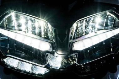 Triumph Tiger 1200 Head Light
