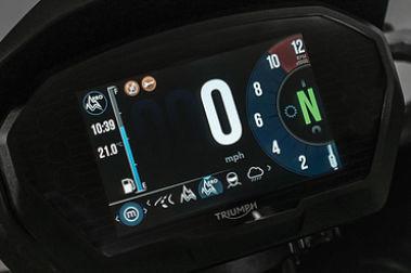 Triumph Tiger 1200 Speedometer