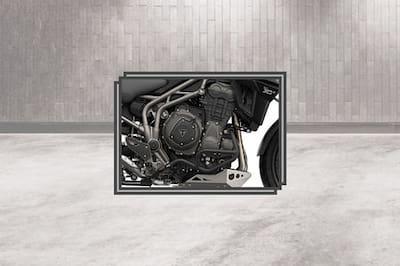 ट्रायंफ टाइगर 1200 इंजन