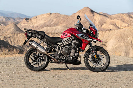 Triumph Tiger 1200 Price In Mumbai Inr 1700000 Get On Road Price