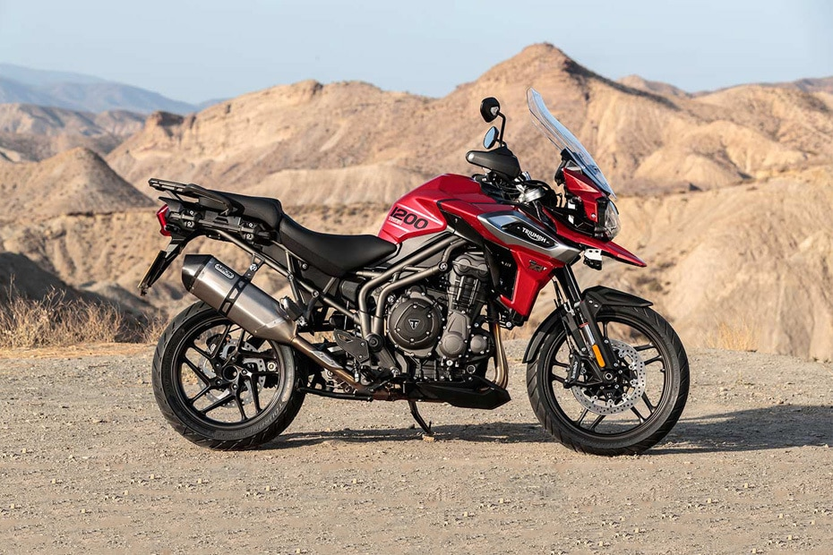 Triumph Tiger 1200 Price Mileage Images Colours Specs Reviews