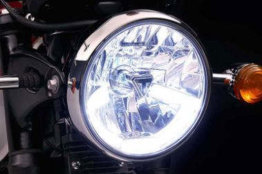Triumph Bonneville T120 Head Light