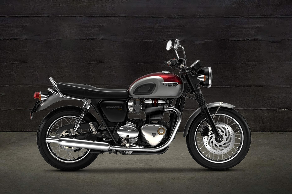 Triumph Bonneville T120 Price Mileage Images Colours Specs Reviews
