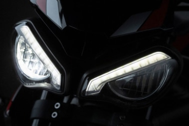 Triumph Street Triple Head Light