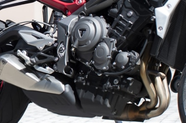 Triumph Street Triple Engine