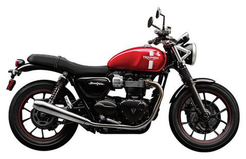 triumph street twin price (special diwali offers), images, mileage