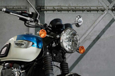 Triumph Bonneville T100 Head Light